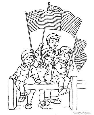 Raising Our Kids Free Memorial Day Coloring Pages