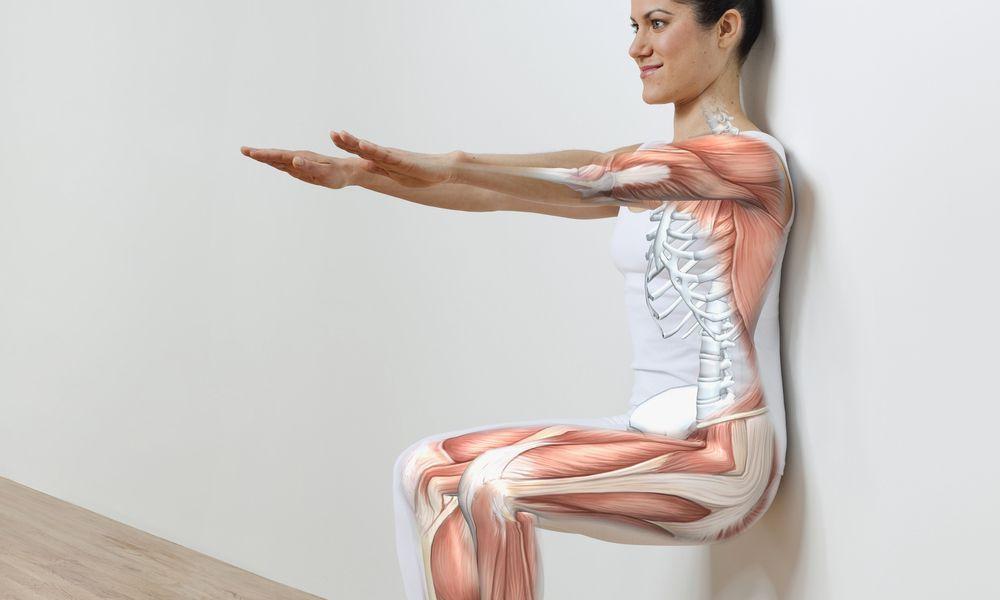 Pilates Wall Chair