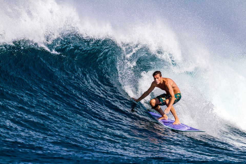 A Top 10 List of South Africa's Best Surf Spots