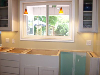 Steps to remodeling your kitchen for 7 x 9 kitchen cabinets