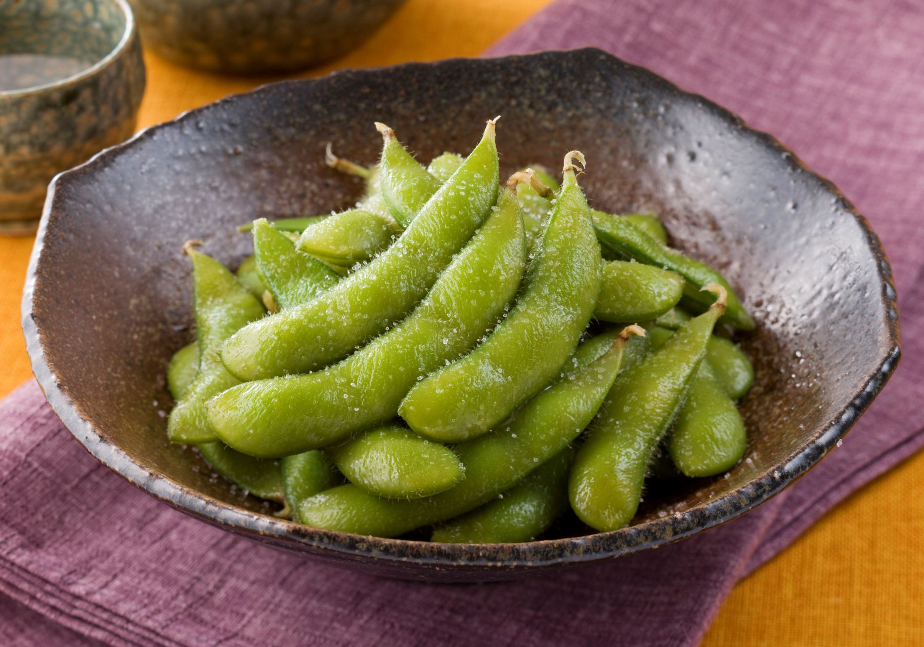 Thai Kitchen Design What Is Edamame And How Do I Eat It