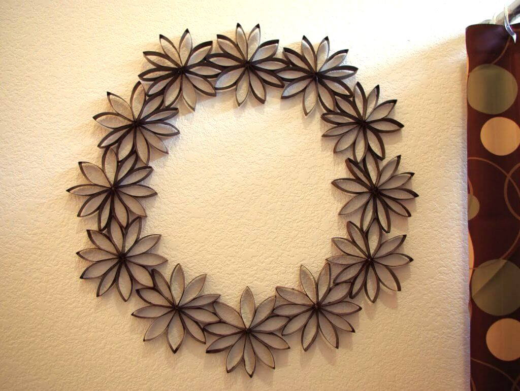 Stunning Paper Craft For Wall Decoration Gallery - The Wall Art ...