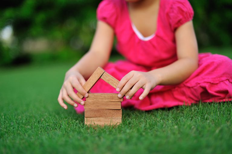 rebuilding a home with building blocks insurance dwelling values