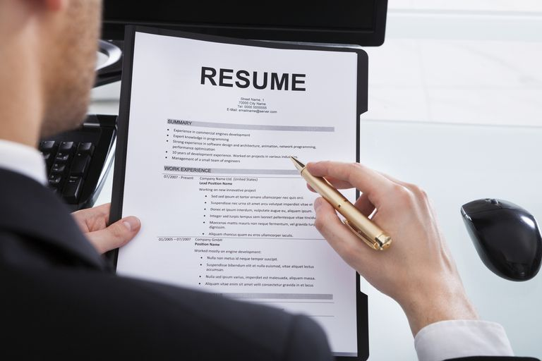 resume with bullet points - Resume Bullet Points