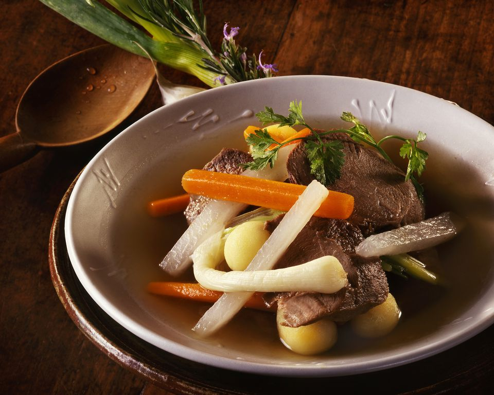 Classic French Pot au Feu Recipe