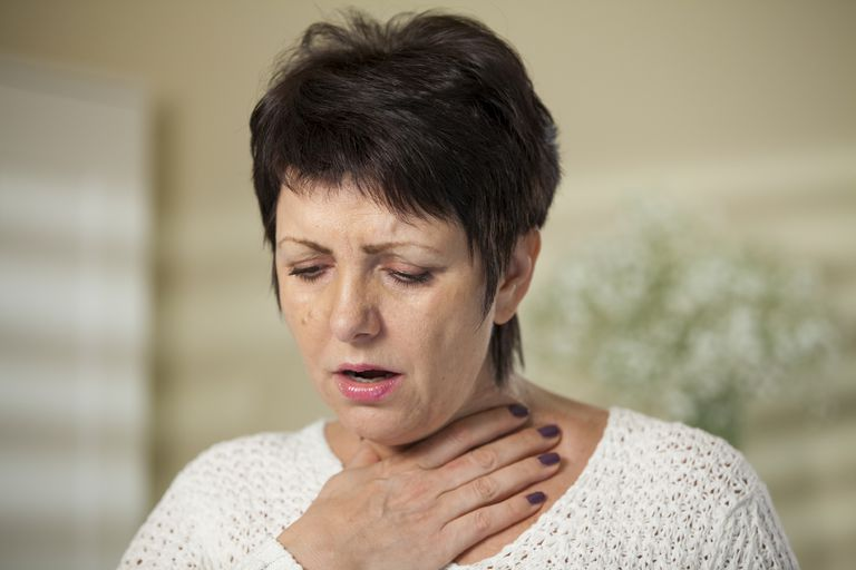 shortness of breath in COPD