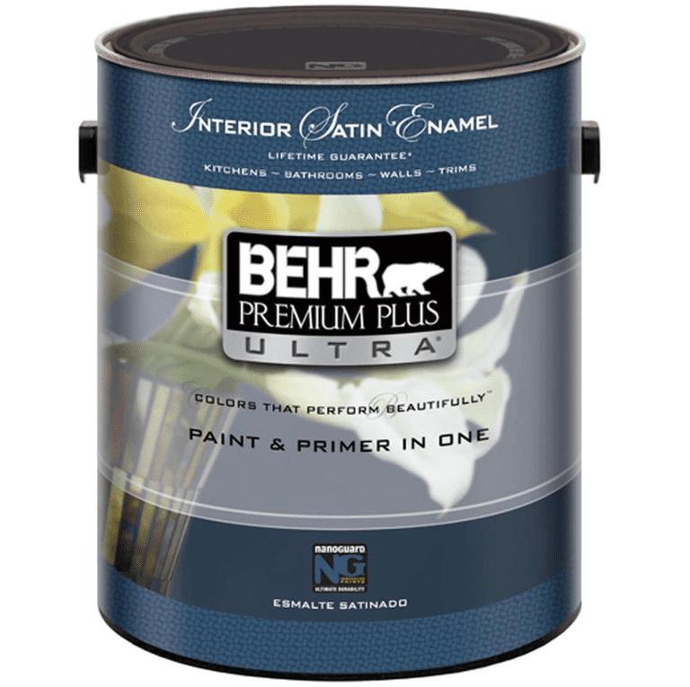 Interior Paint Coverage Per Gallon: Las Cinco Mejores Marcas De Pintura Para Tus Paredes Y