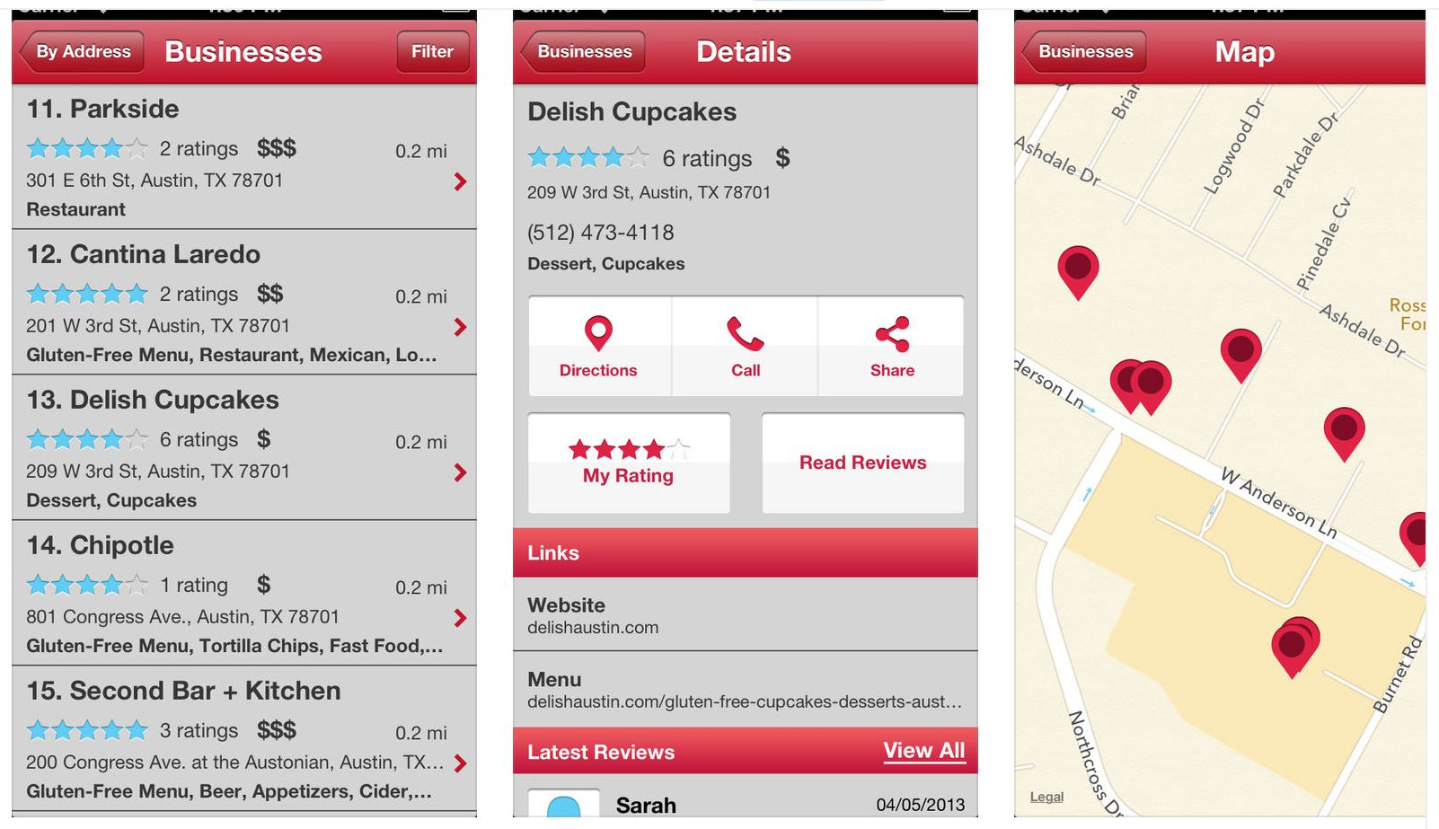 6 Gluten-Free Apps to Help You Shop, Eat Out