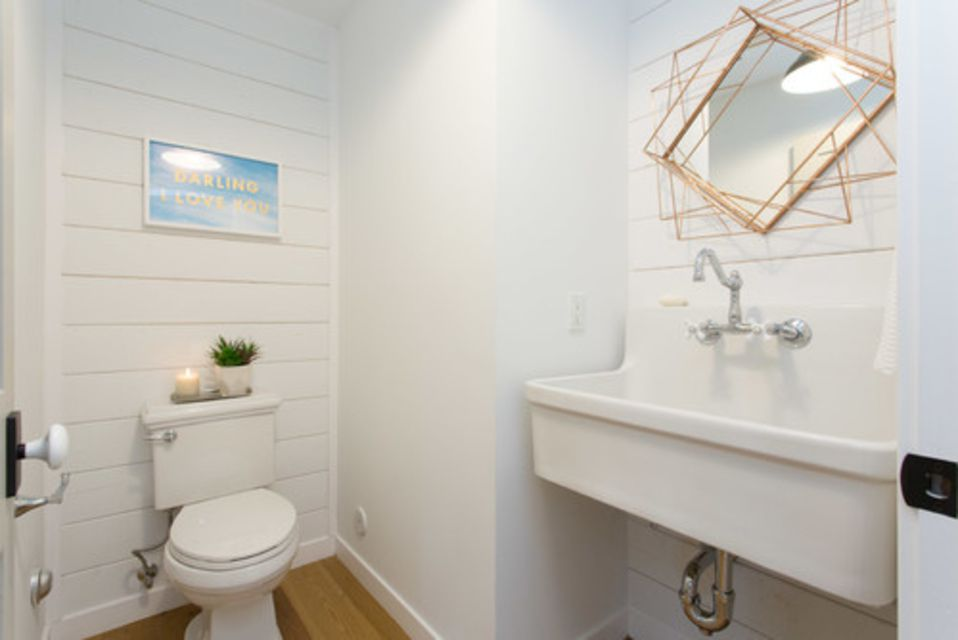 10 pretty powder rooms we love - What is a powder room ...