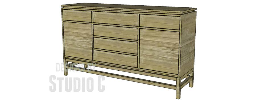 8 free diy furniture plans perfect for your home - Easy Homemade Furniture Plans