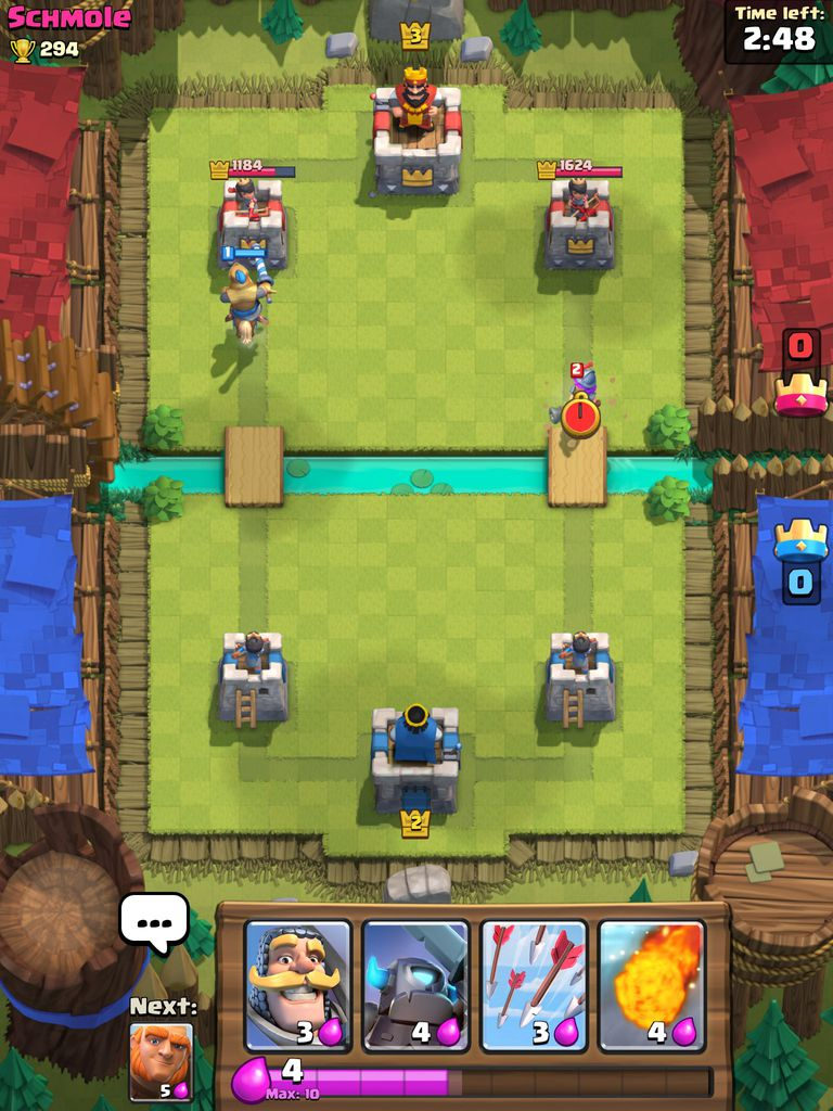Clash Royale Gameplay