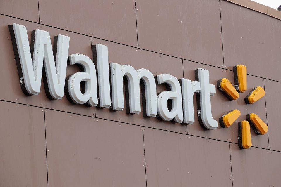 Walmart Storefront