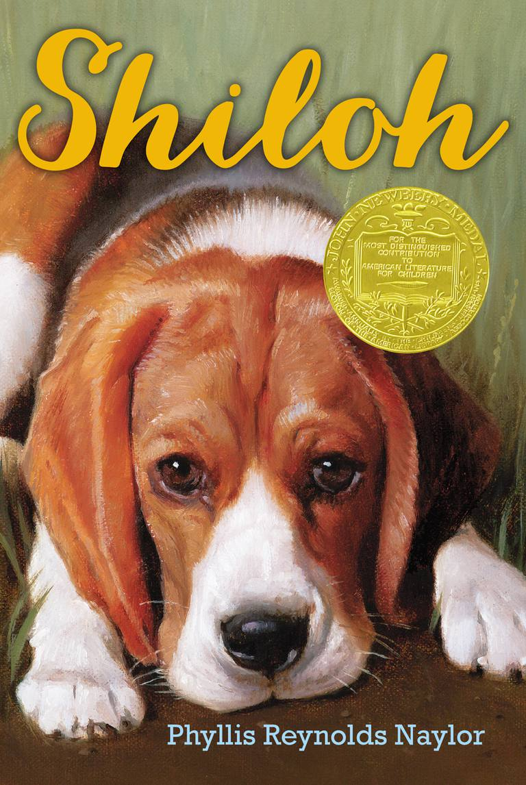 Shiloh by Phyllis Reynolds Naylor - Book Cover