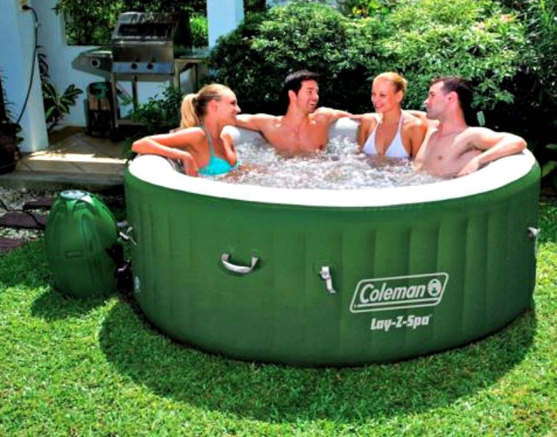 The Best Portable Spas and Hot Tubs