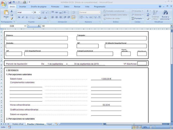 formato horas extras c mo se liquida una n mina gerencie ForComo Se Liquida Una Nomina En Excel