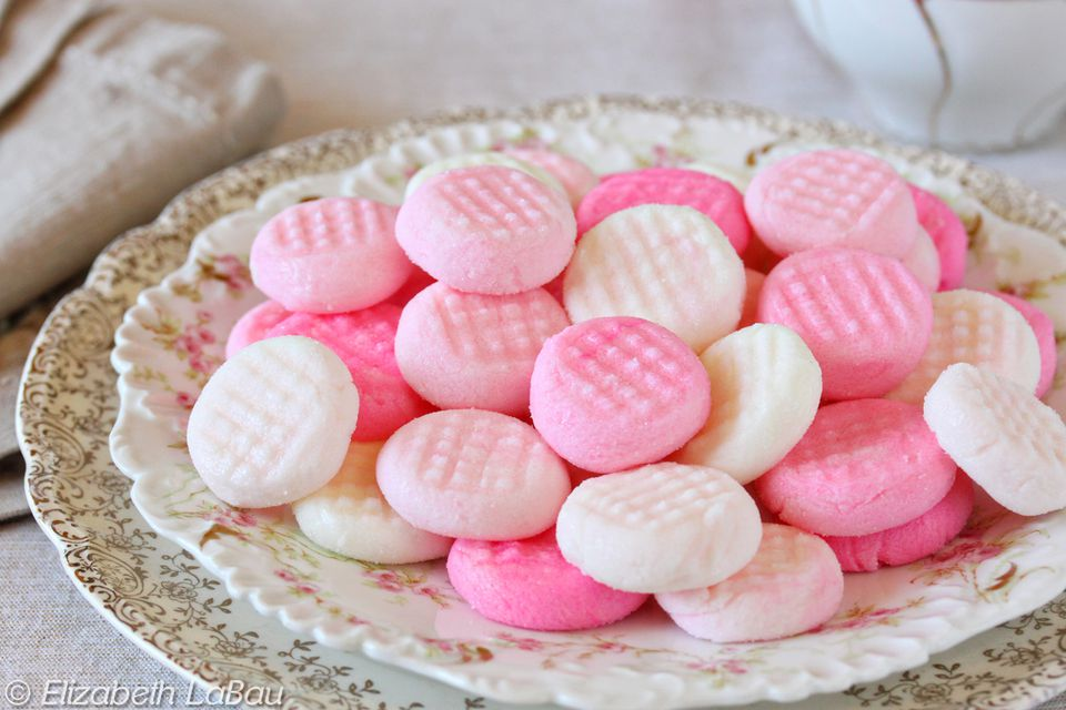 Cream Cheese Mints Recipe for Weddings or Holidays