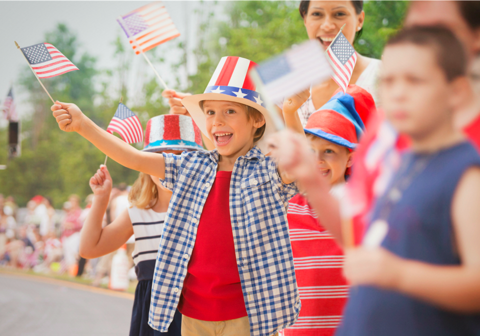 Memorial Day Vacations with Kids