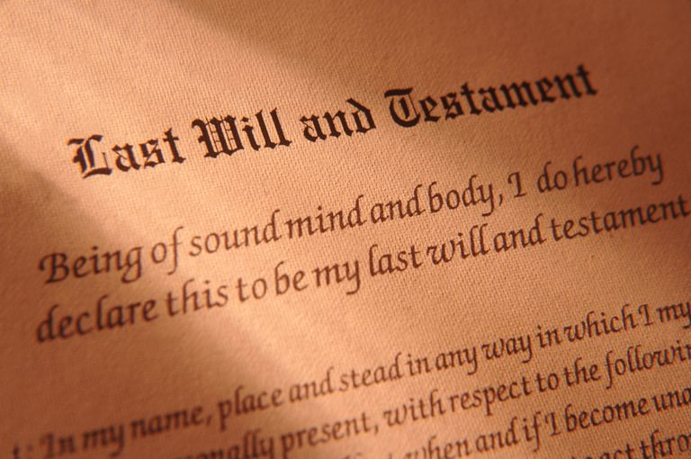 Image result for last will and testament