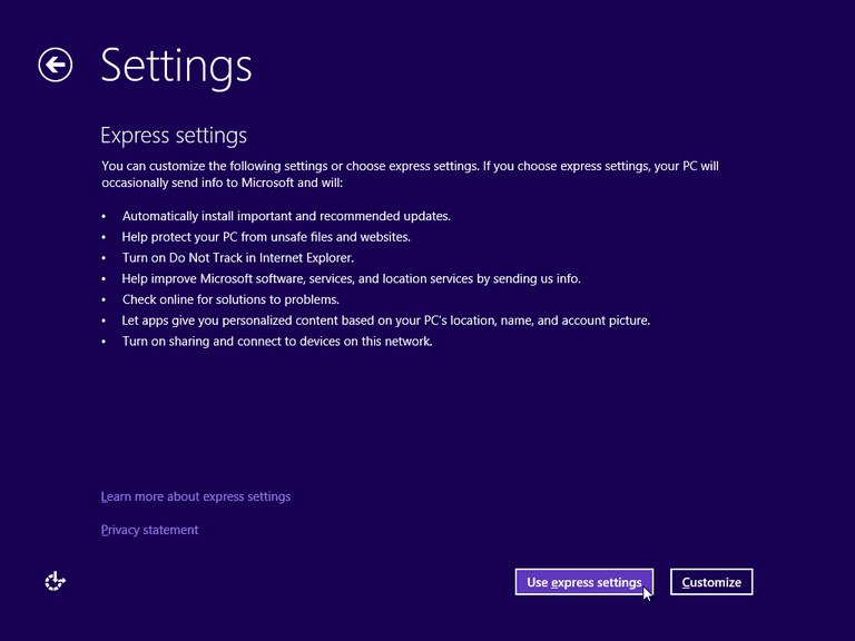 windows 8.1 student clean install