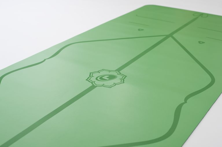 Liforme Green Yoga Mat