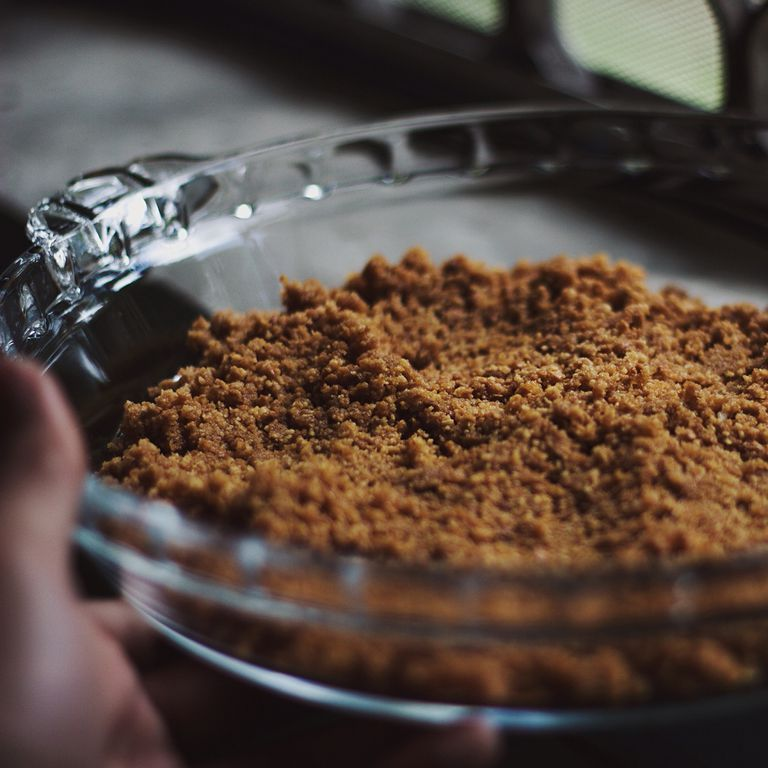 Bowl With Brown Sugar