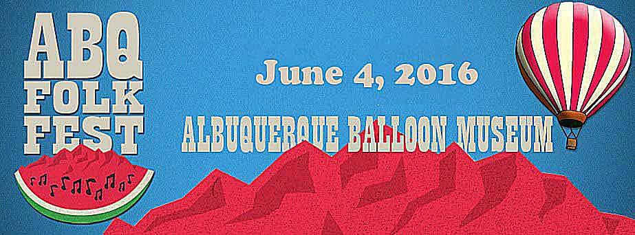 Albuquerque Folk Festival 2016