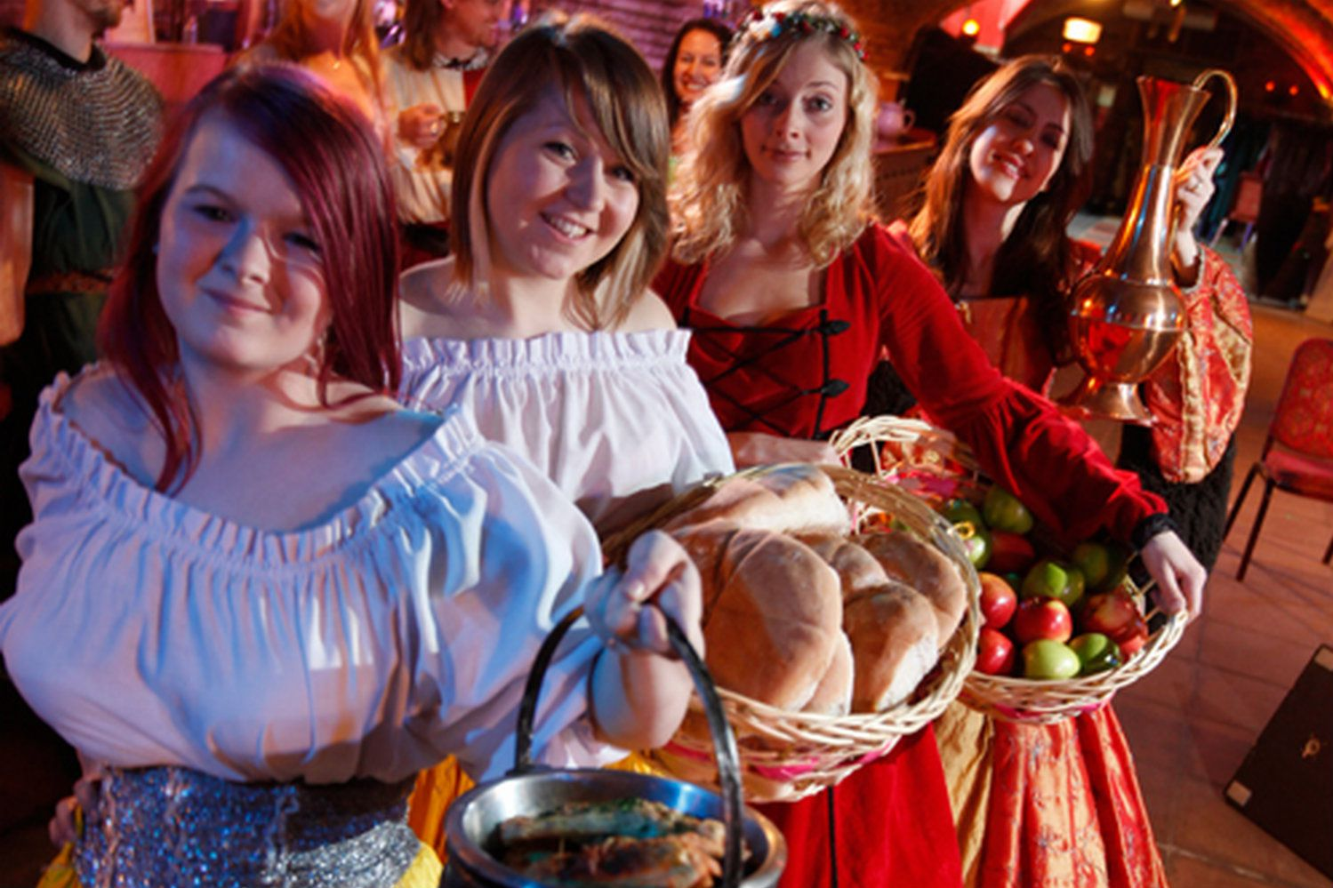 The Medieval Banquet In London Review