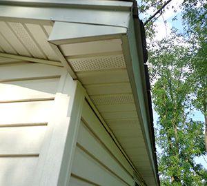 Ventilated Soffit Panels