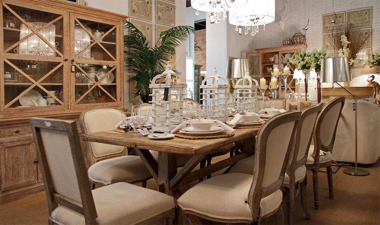 Vitrinas aparadores y alacenas muebles del comedor - Vitrinas de madera para comedor ...