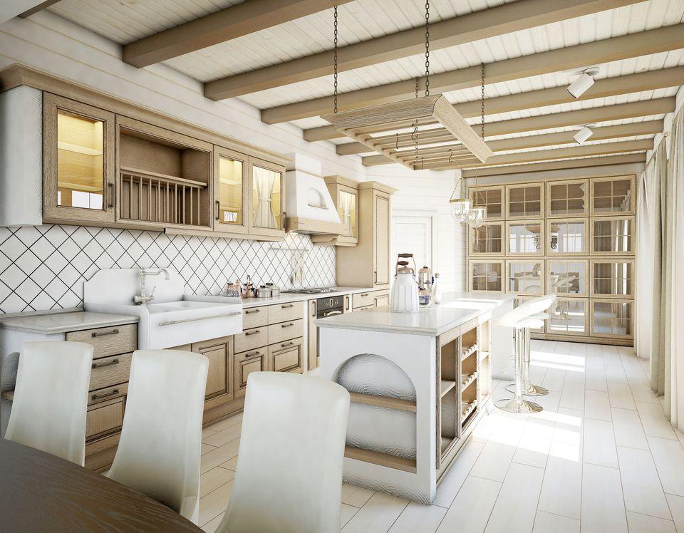 The Basics of Wood-Look Ceramic Tile