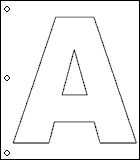Alphabet Collage Book