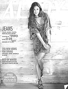 Women's Clothing Catalogs