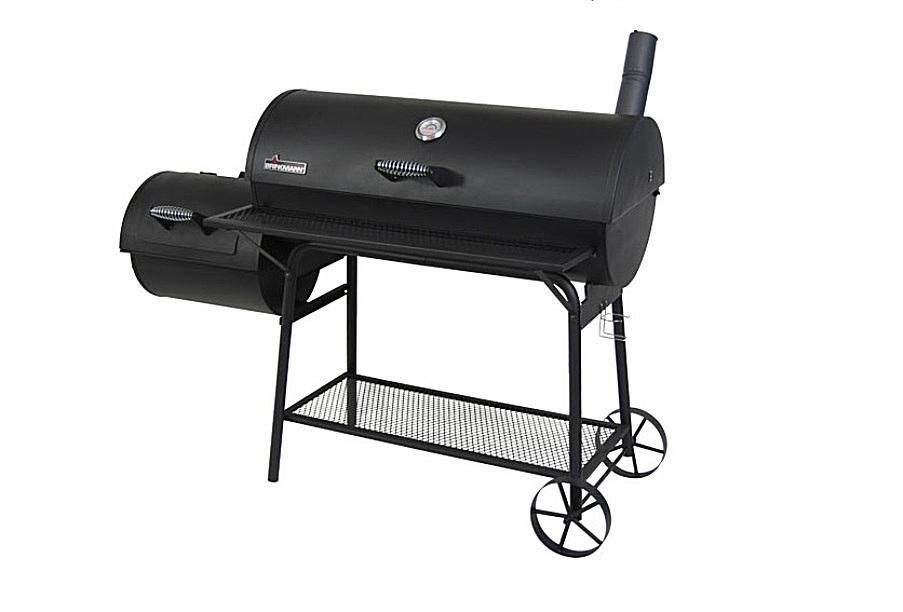 Brinkmann Smoke'N Pit Model# 810-3045-S