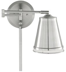 Zara 1-Light Swing Arm Lamp