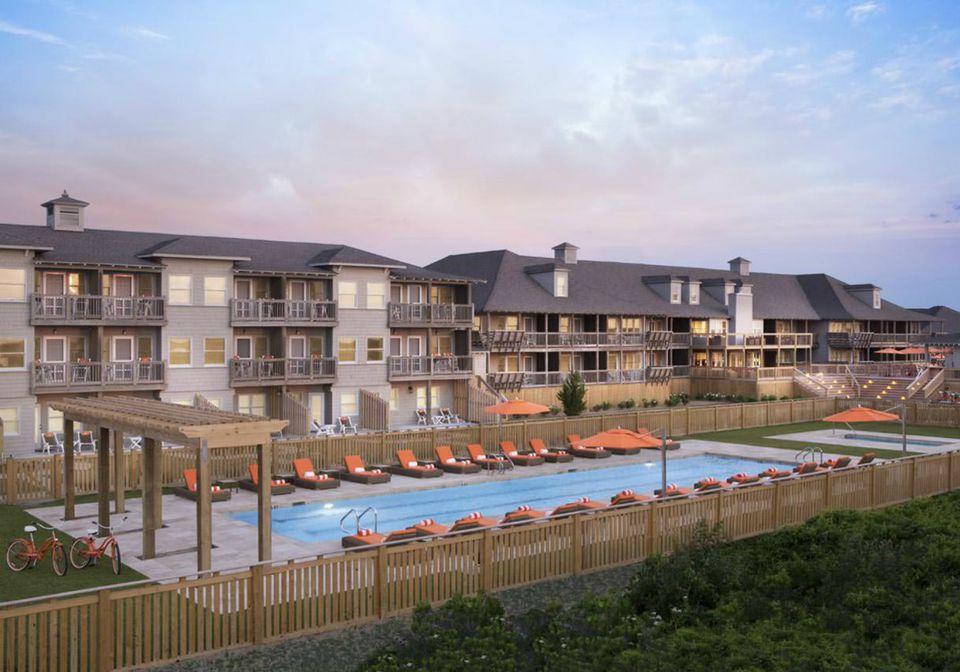 Sanderling Resort on the Outer Banks