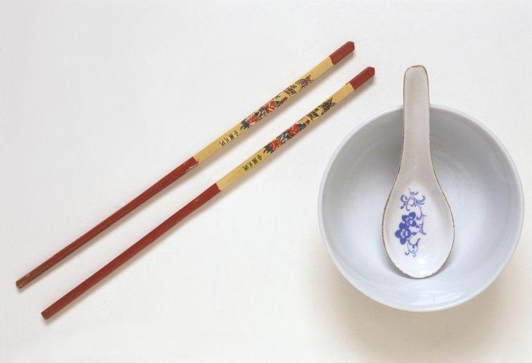 healthy Asian food