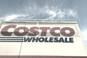 Costco Store Sign