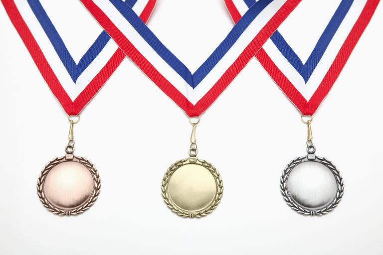 medal and metal