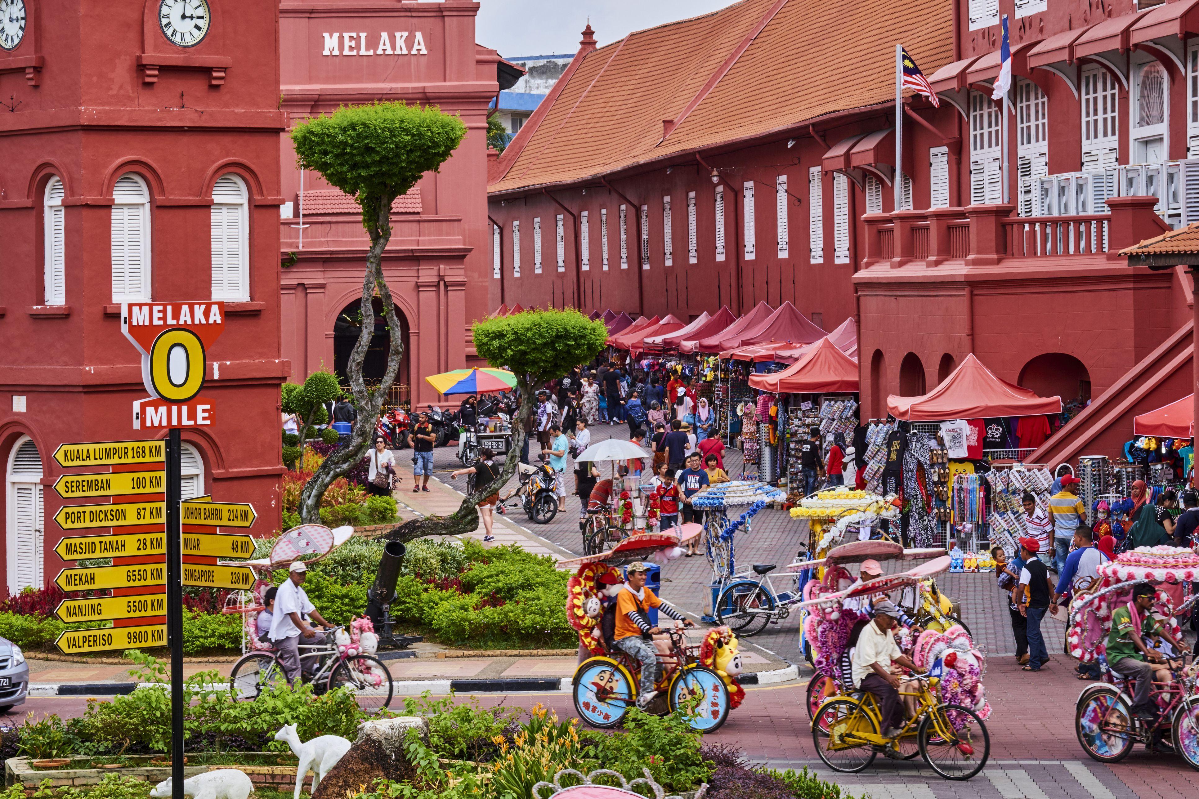 Malacca Malaysia Travel Guide