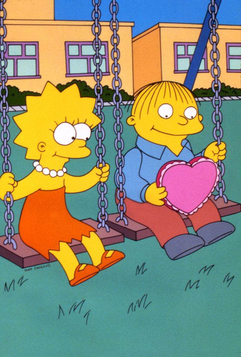 39 the simpsons 39 couples - Simpson ralph ...