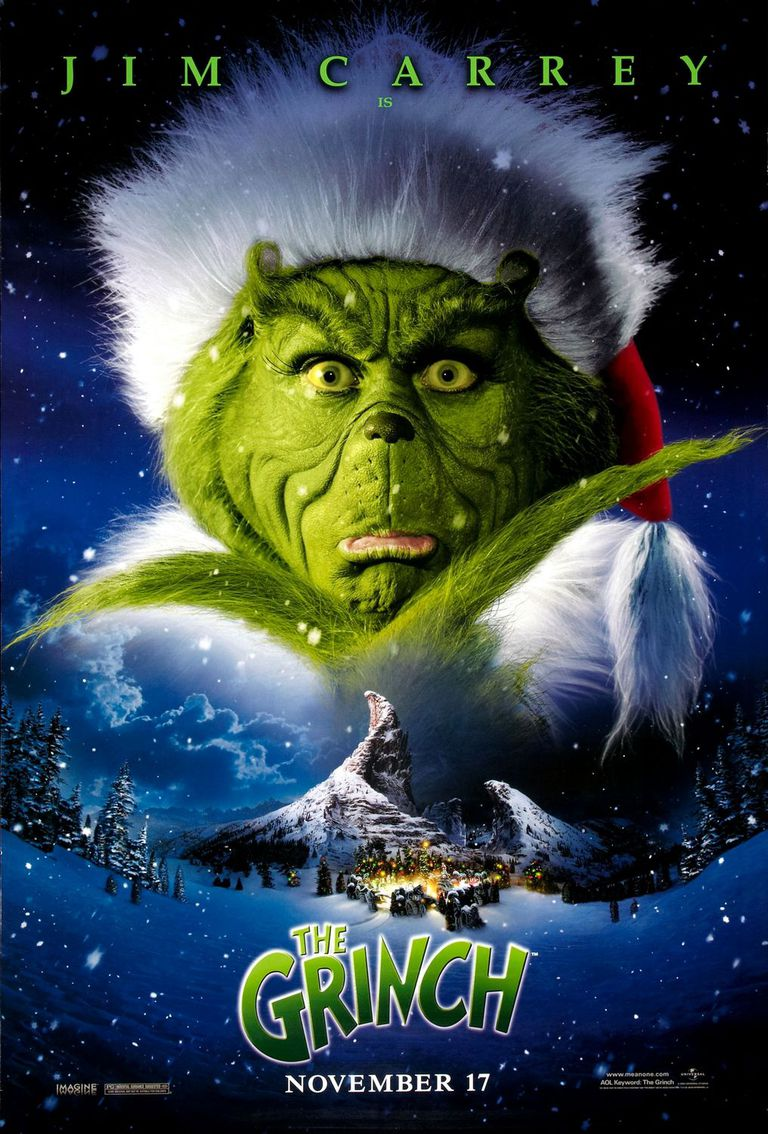 The Grinch cover