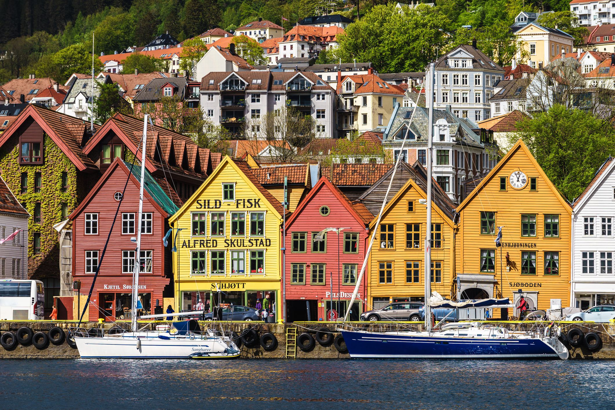 How To Get From Oslo To Bergen In Norway