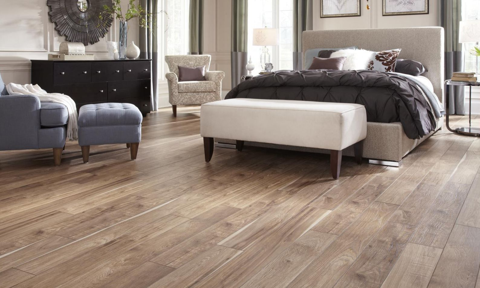 Luxury vinyl plank flooring that looks like wood dailygadgetfo Image collections