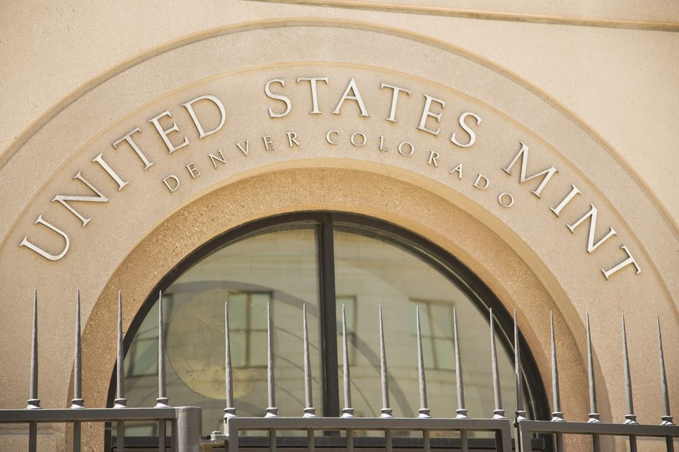 United States Mint, Denver, Colorado