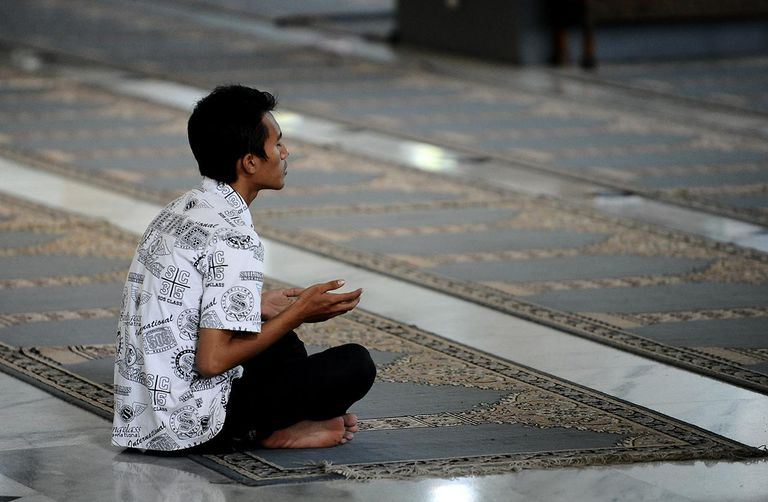 Indonesians Celebrate The Fasting Month Of Ramadan
