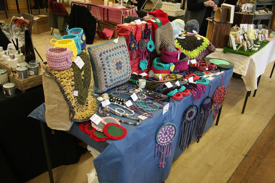 Mother's Day Crafts Fair