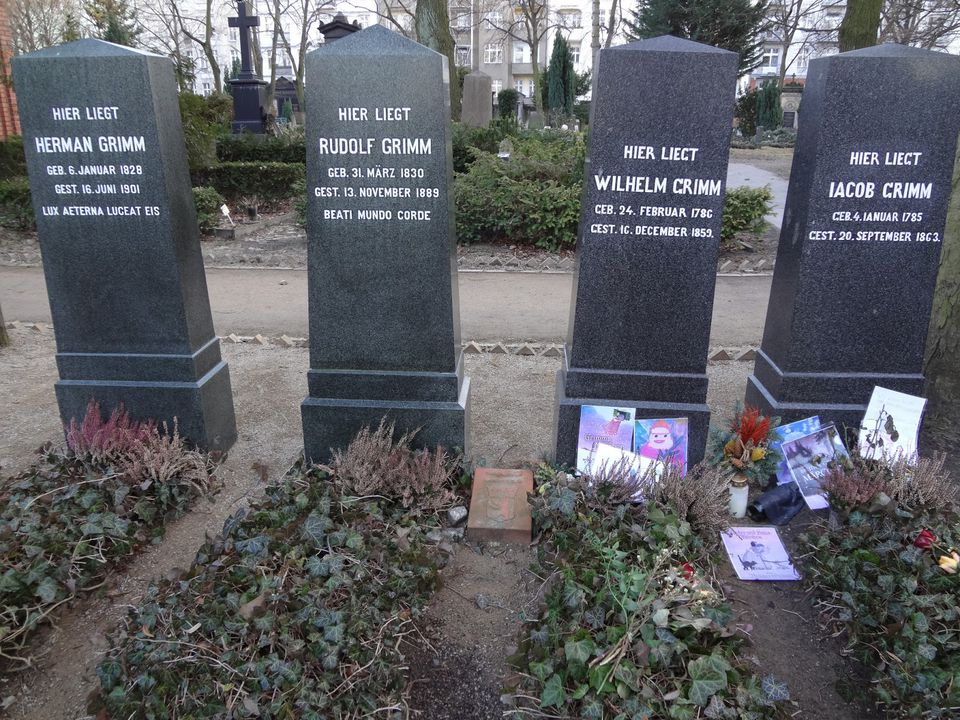 Gravesite of Brothers Grimm