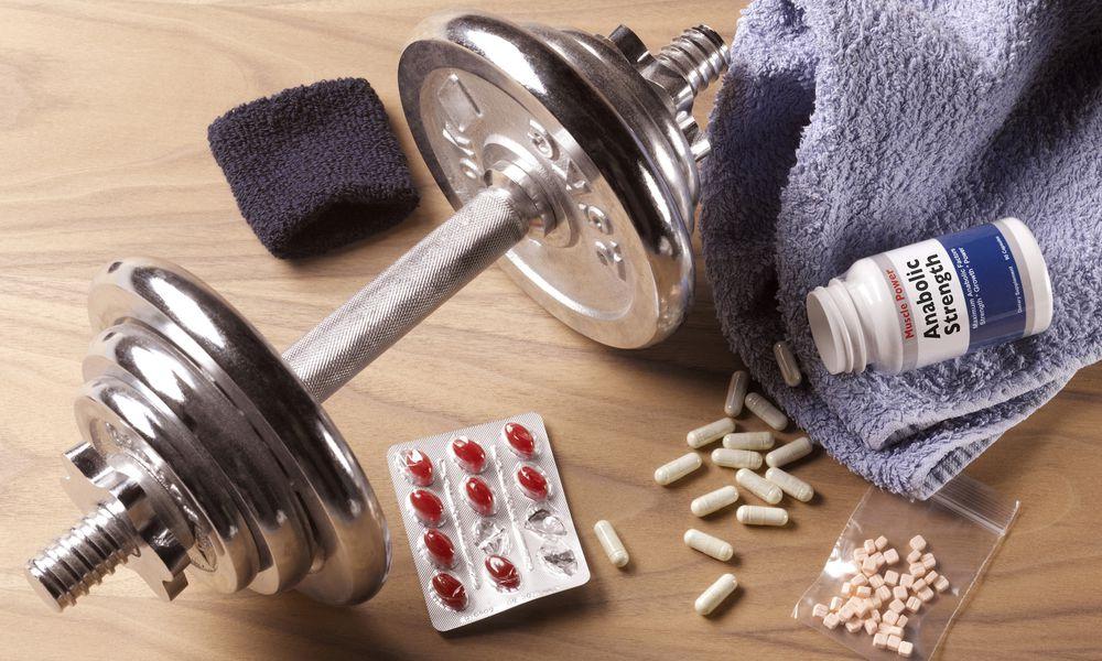 Steroid drug use