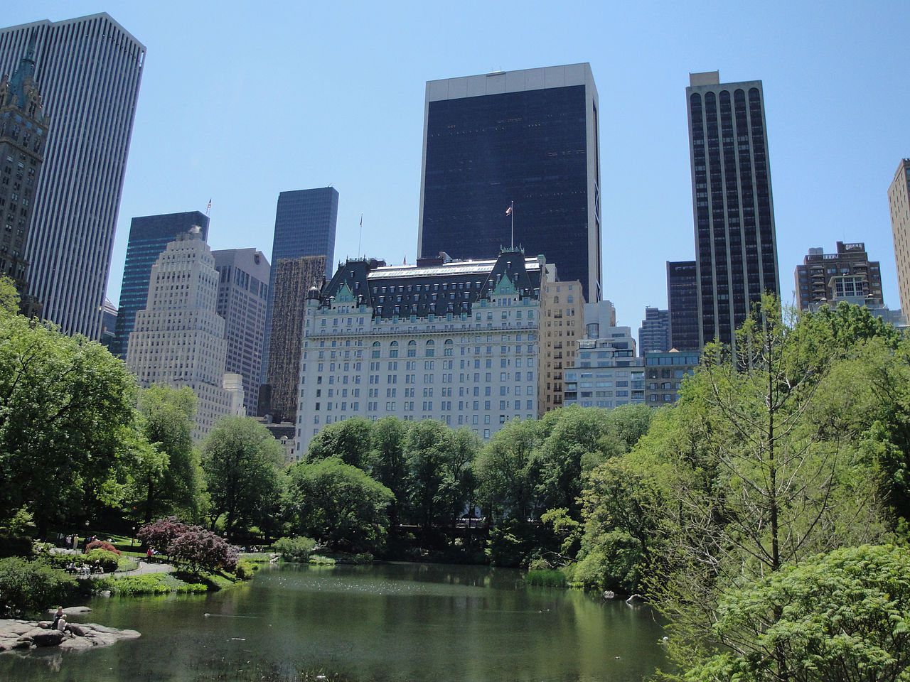 central park visitors guide