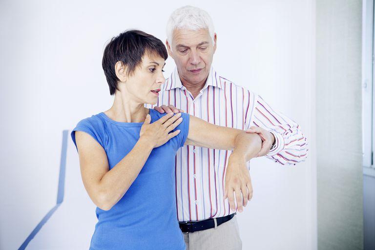 shoulder pain examination